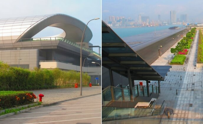 AMG Systems and Univision secure Kai Tak Cruise Terminal with transmission solution
