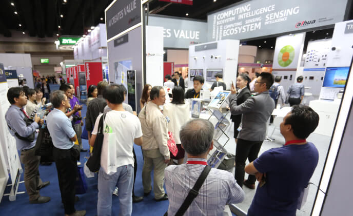 Secutech Thailand brings Zhejiang Smart City Pavilion with 50+ innovators