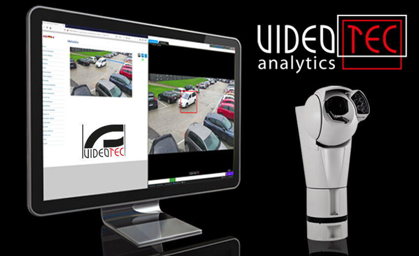 ULISSE EVO gets SMARTER with onboard Videotec Analytics