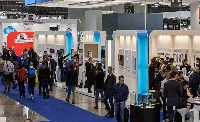 Sicurezza 2017: The security market meets in Milan
