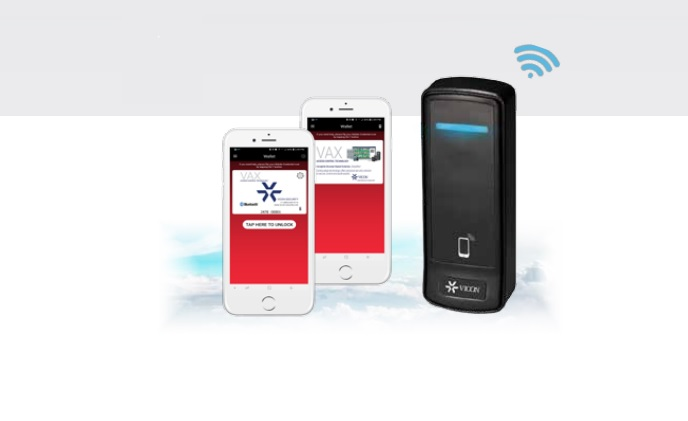 Vicon introduces smartphone credentialing for VAX access control system
