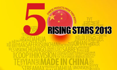 50 Rising Stars 2013 - China Special Supplement