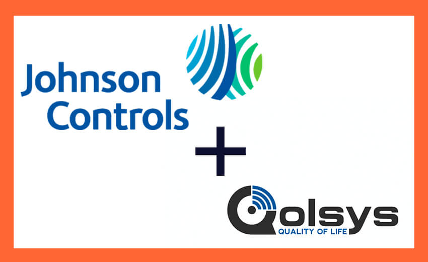 Johnson Controls acquires Qolsys to capitalize on technologies and smart building solutions