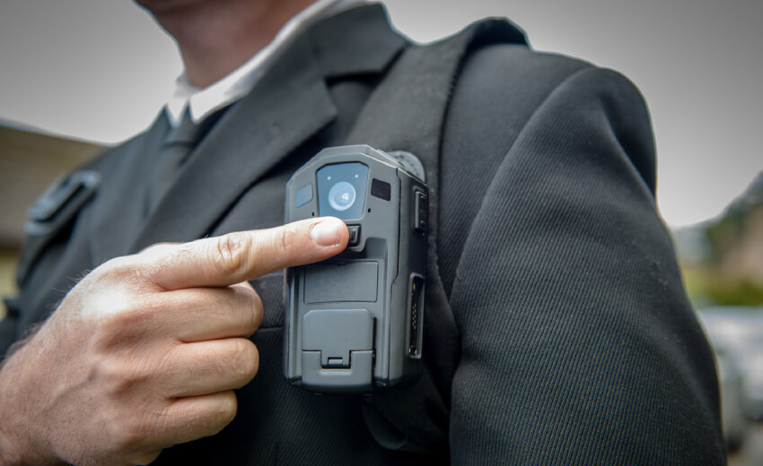 Axis enters body worn camera market with the world's most flexible solution