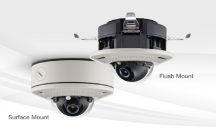 Arecont Vision's MicroDome G2 IP megapixel camera gets new upgrade
