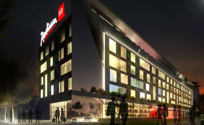 Radisson RED hotel employs ASSA ABLOY Hospitality mobile access