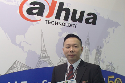 [Secutech 2014] Dahua aims to expand innovative product range