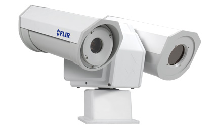 FLIR layered security approach