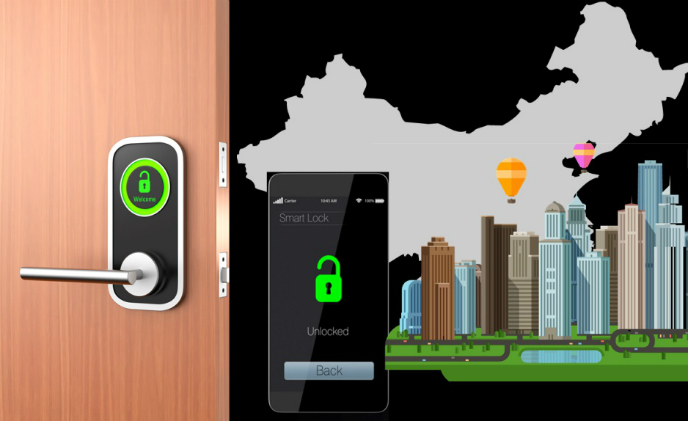 China smart lock industry soars with booming demands: Report