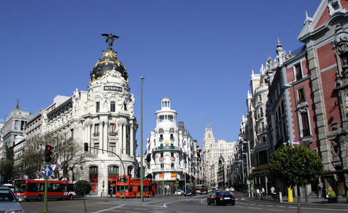 Nedap teams up with Wairbut for on-street parking in Madrid