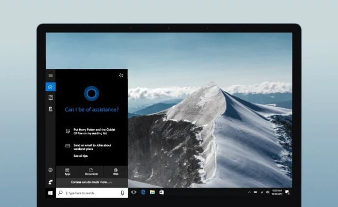 Microsoft Cortana now talks to Control4 on Windows 10 & Xbox One