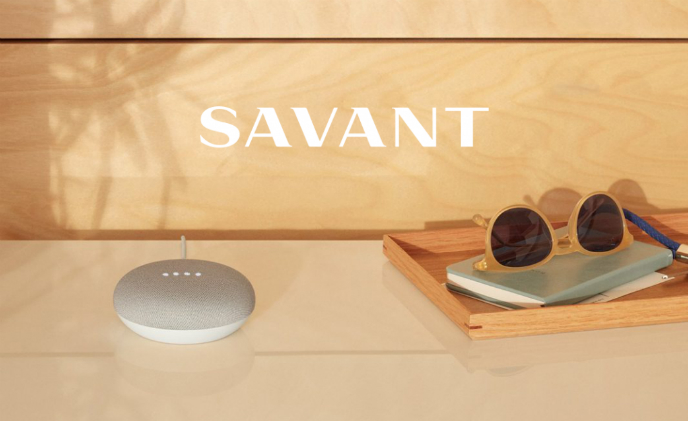 Savant adds Google Home compatibility to Savant Pro Remote