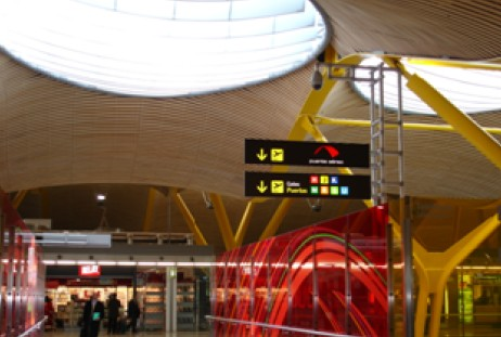 Bosch supplies security systems for Madrid-Barajas Airport Terminal T4
