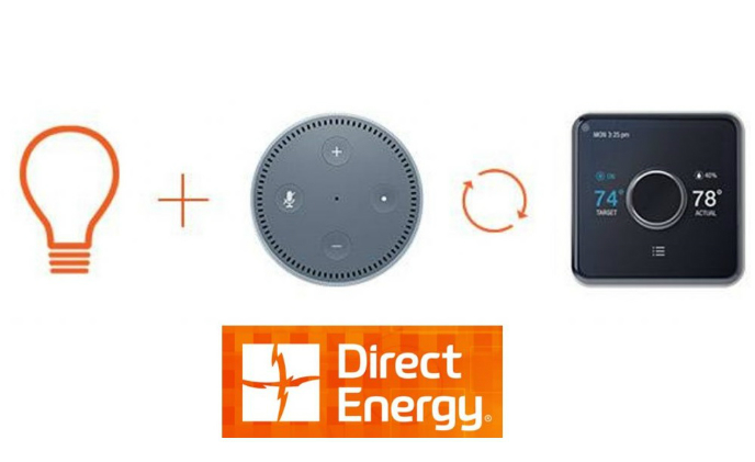 Direct Energy launches Alexa skill to enable account management with voice