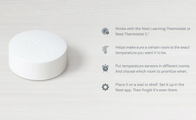 Nest debuts temperature sensor and launches Hello doorbell and Yale lock bundle