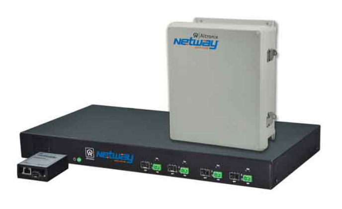 Altronix unveils NetWay spectrum fiber solutions at ISC West