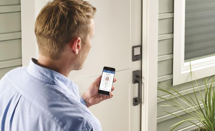 How electronic locks make sharing of keys safer, easier
