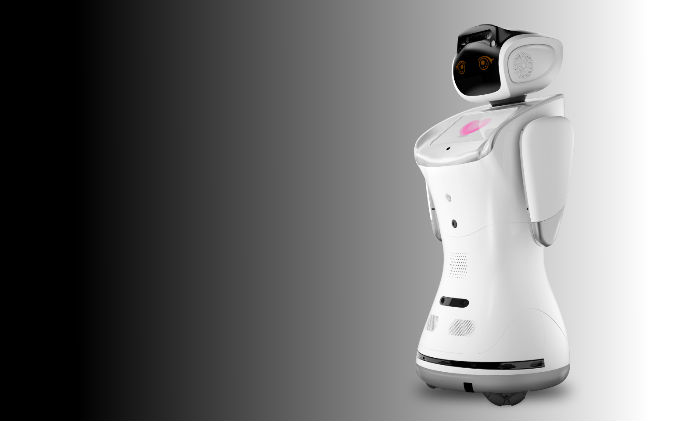 Chinese security robot offers open API