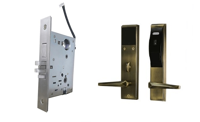 Duen Yih highlights DANDY electronic mortise locks for commercial projects