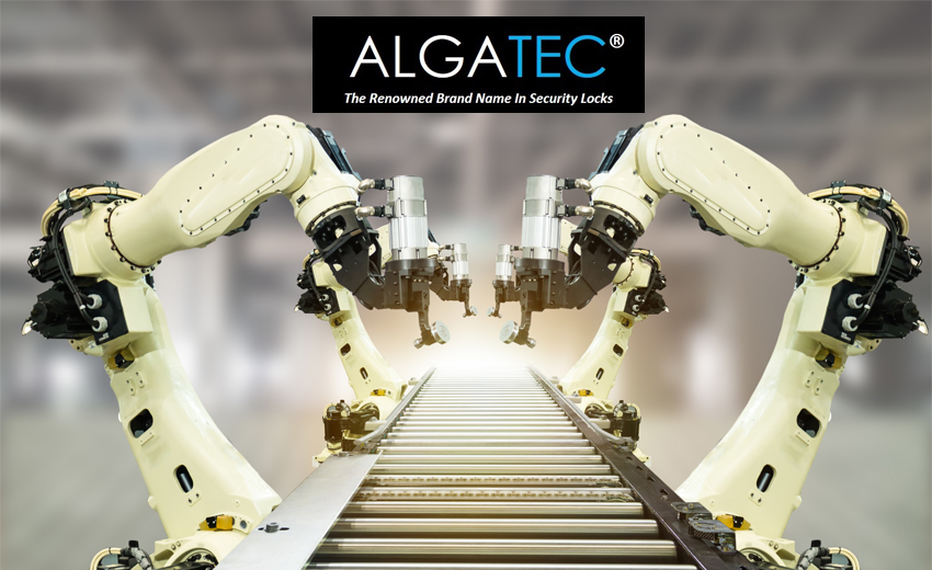 Securing the future with smart manufacturing at ALGATEC