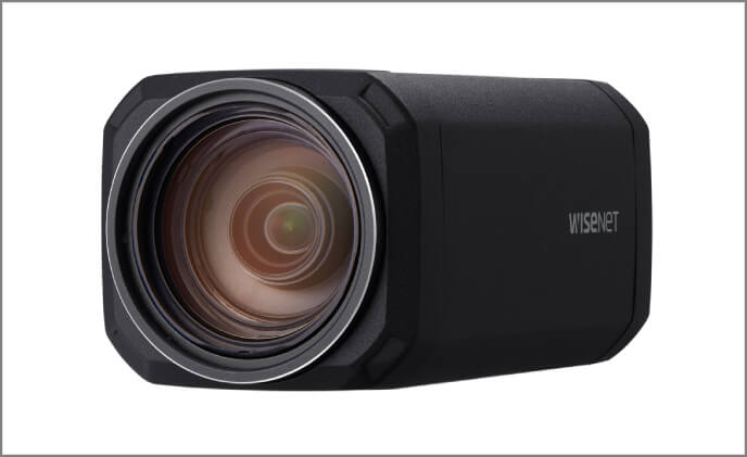 Hanwha launches new Wisenet X-Lite zoom box camera