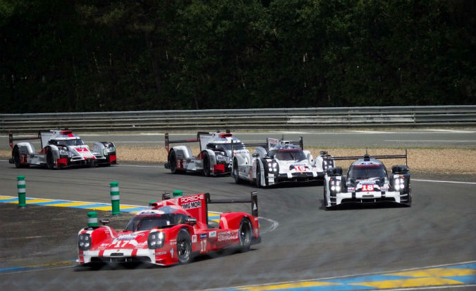 Porsche Motorsport selects IPTV solutions from Teracue