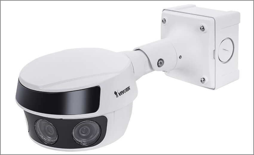 VIVOTEK USA to demo panoramic network camera with VAST 2 technology