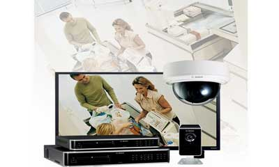 Bosch completes 960H solution with cameras, lenses, DVRs and monitors