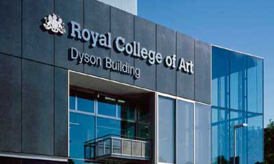 Red Alert protect Royal College of Art with Honeywell IP surveillance