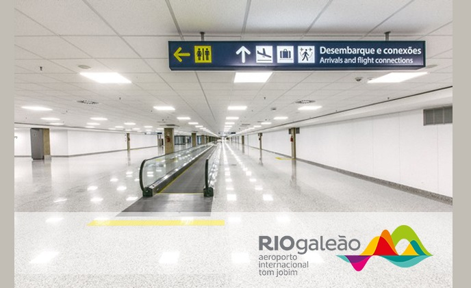 New ABC solution will facilitate passenger flow at RIOgaleao airport