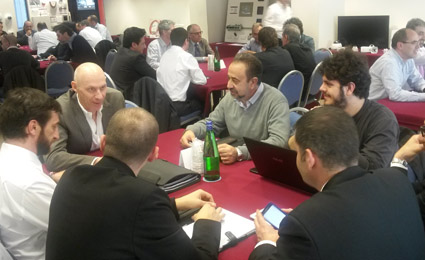 Dahua Italy road show strengthens partnership with local distributors