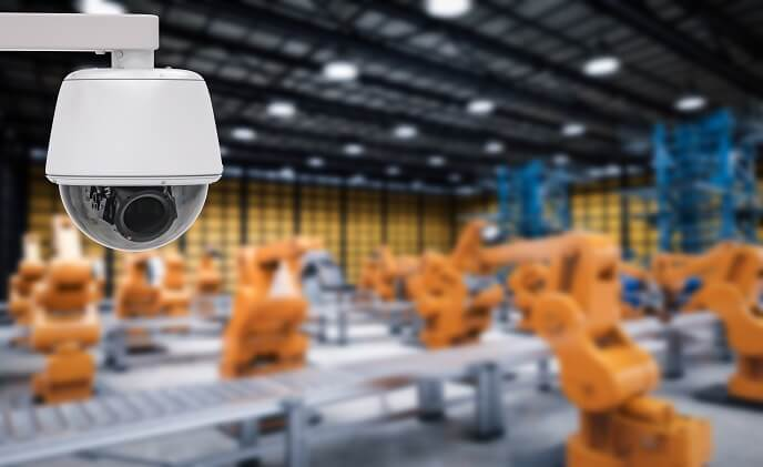 Tips on setting up video in manufacturing facilities