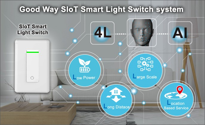 Good Way's smart lighting system enhances home comfort