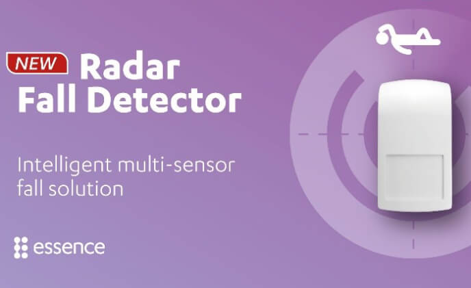 Essence launches breakthrough radar technology to detect senior falls