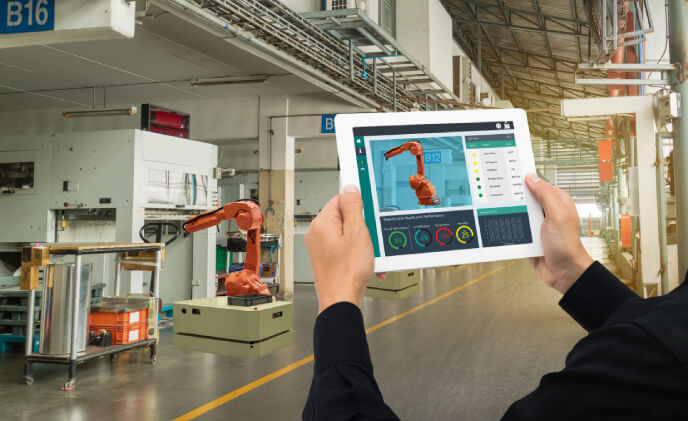 How augmented reality is being used in manufacturing and retail