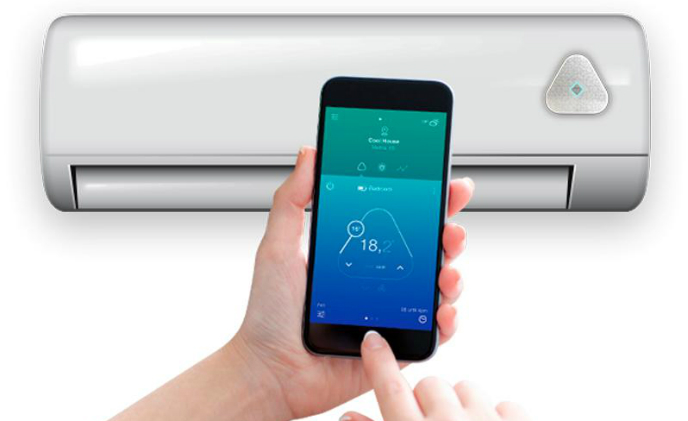 momit Cool transforms air conditioners into a smart device