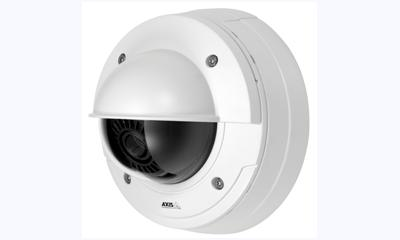 Axis Releases Fixed Domes With WDR for Bad Lighting