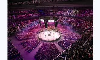 Dutch Concert Venue Opts for Nedap Integrated Access and Intrusion Solution