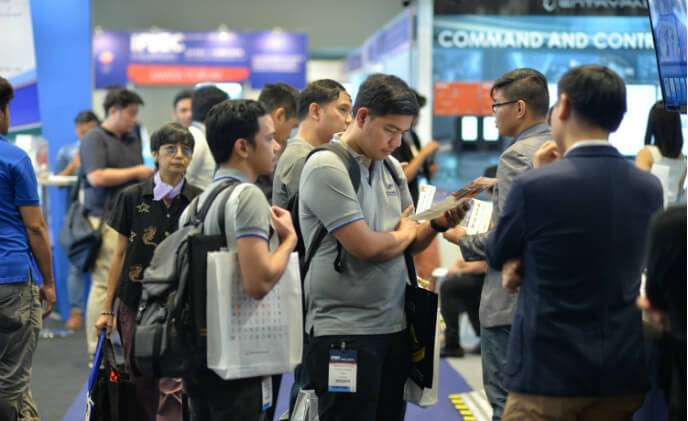 IFSEC Southeast Asia is the platform to see security products up-close