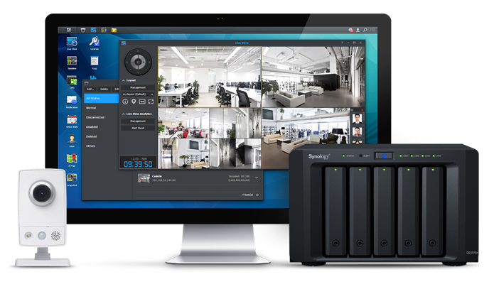 Synology announces the official release of Surveillance Station 7.0