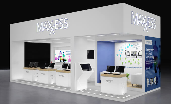 Maxxess to showcase award winning integration solutions at Intersec 2020