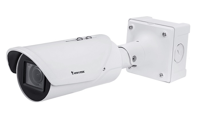 VIVOTEK unveils its first license plate recognition camera IB9387-LPR