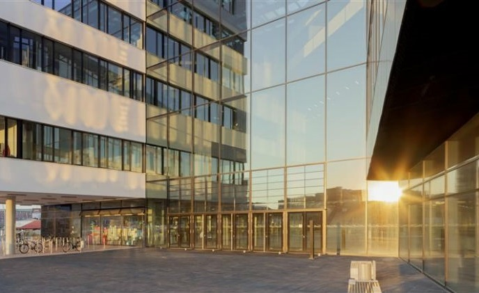 Aperio from ASSA ABLOY protects HafenCity University Hamburg