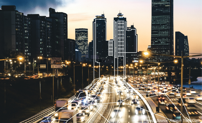 Why congested highways need advanced traffic management systems