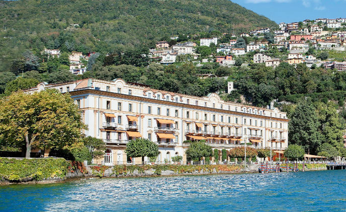 Dahua delivers on security for Italian luxury hotel