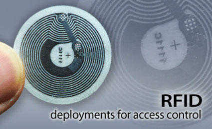 6 must-see RFID deployments for access control at Secutech 2014