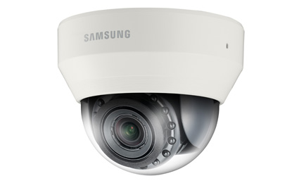Foxstream & Samsung Techwin in partnership: people counting application for WiseNetIII cameras