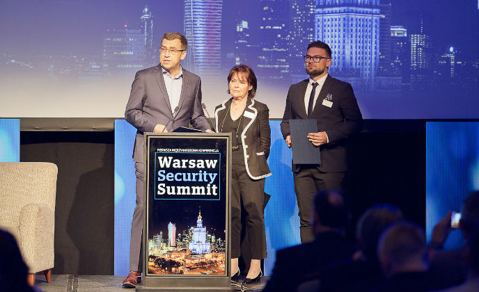 First edition of Warsaw Security Summit