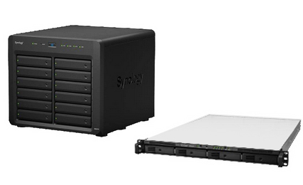 Synology announces the RS815 (RP)+ and the DS2415+ NAS for SMB