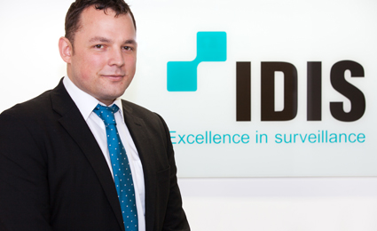IDIS appoints Billy Hopkins as regional sales manager